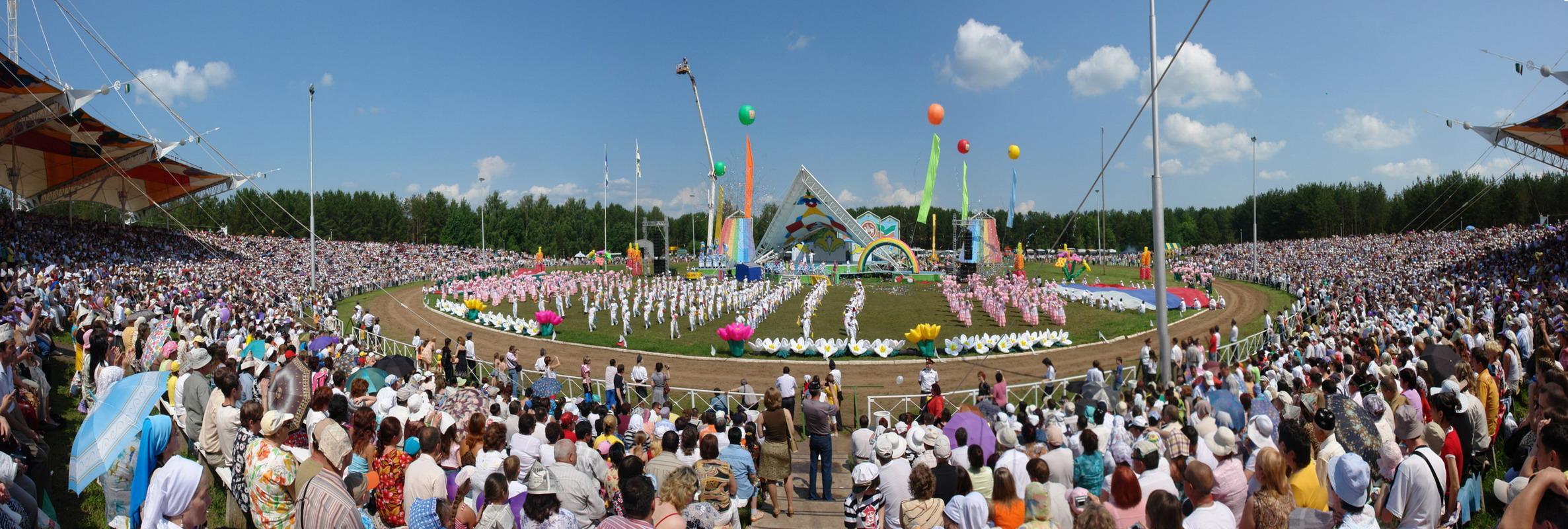 Фото праздника 1 мая г набережные челны 2