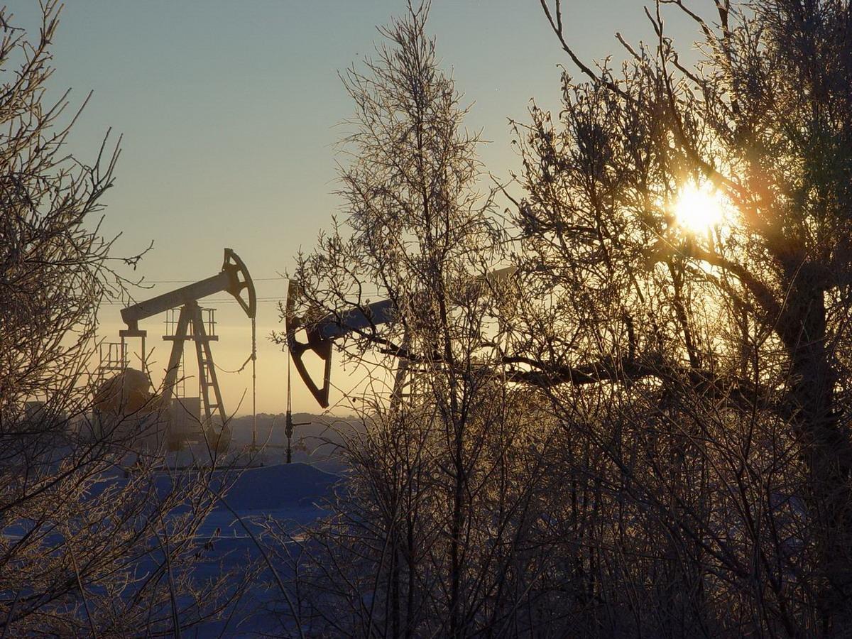 Фото нефть пейзаж 5