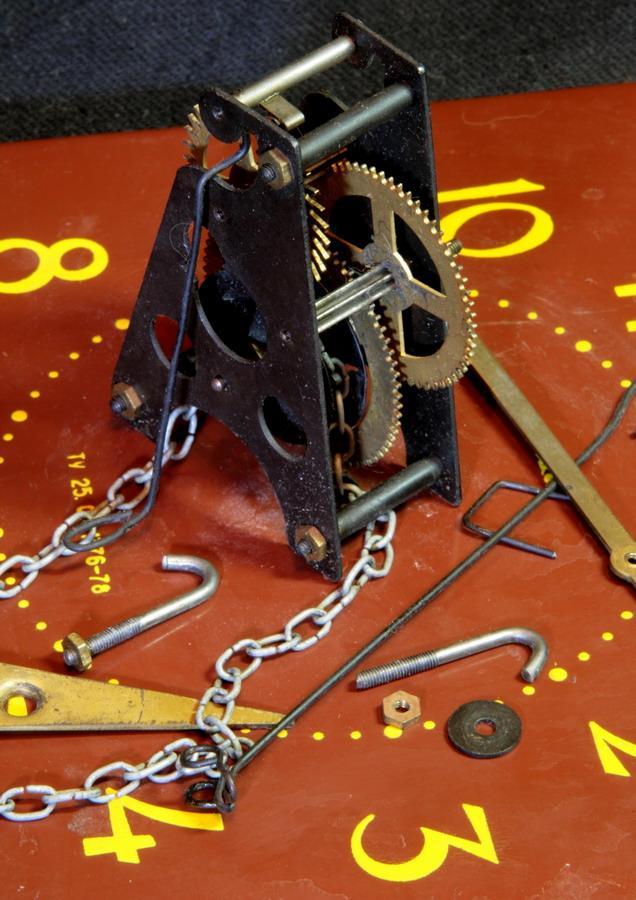 Механизм для часов с кукушкой своими руками 73